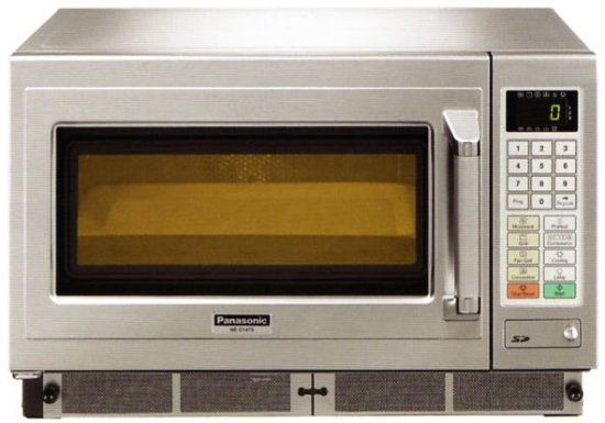 Panasonic Nec1275 Commercial Combination Microwave Oven